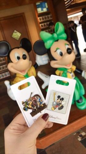 New Kingdom Hearts Pins at Walt Disney World Resort 2