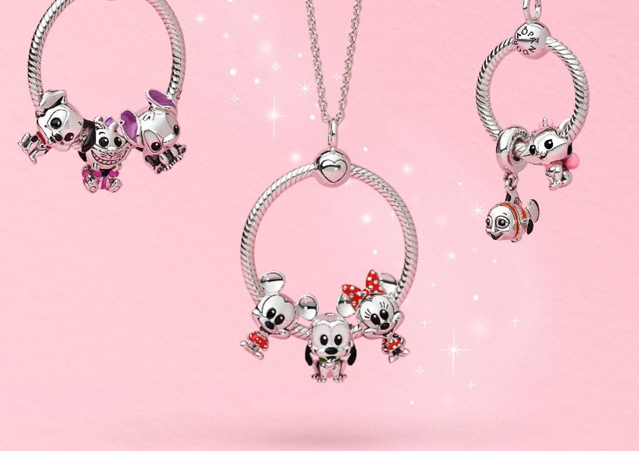 disney park exclusive pandora charms 2020
