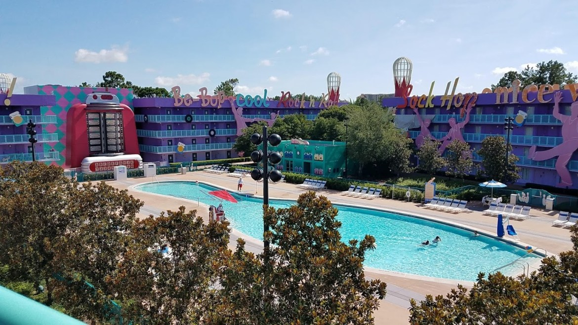 Save Up to 20% On Rooms at Select Walt Disney World Resort Hotels Now Through Spring