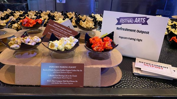 New Foods coming to the Epcot International Festival of the Arts for 2020 4