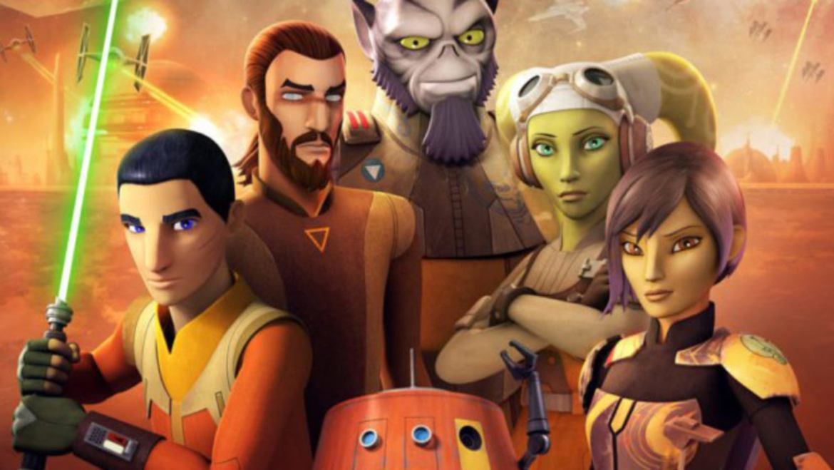 'Star Wars: Rebels' May Be Getting A Spin-Off Series on Disney+
