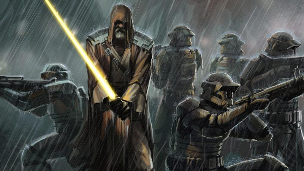 New Star Wars Films Rumored to Occur in 'High Republic Era'