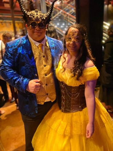 Masquerade at The Edison: Review of the Disney Springs Event 16