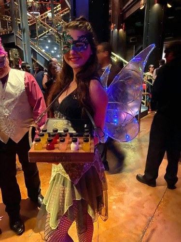 Masquerade at The Edison: Review of the Disney Springs Event 8