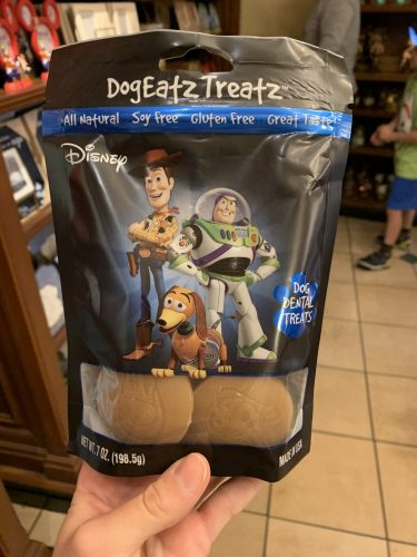 For Your Furry Friends: DogEatz and CatEatz Treatz are Now Available at Walt Disney World 2
