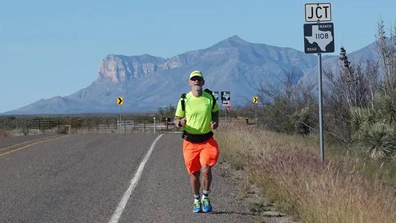An Ultra Marathoner is Running From Disneyland to Walt Disney World