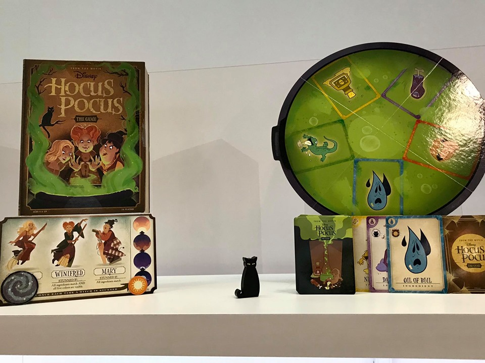 Wicked New Hocus Pocus Game Coming To Haunt Game Night