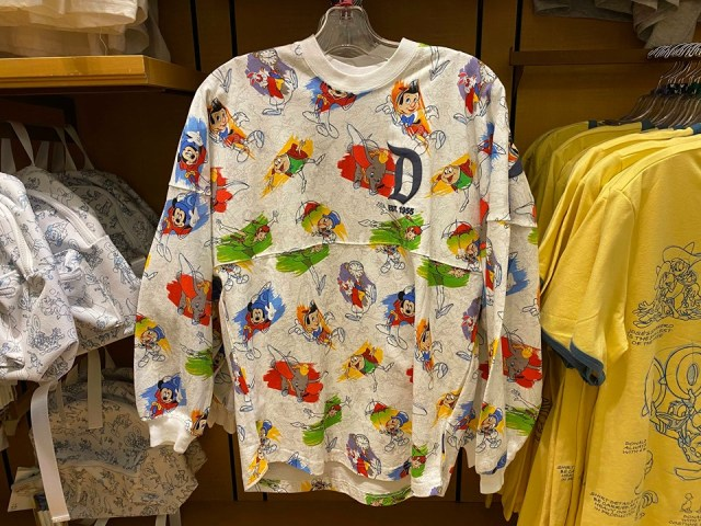 Disney's Ink and Paint Spirit Jersey Now At The Disney Parks 3