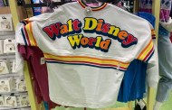 Retro Disney Spirit Jersey And Apparel Collection Has A Colorful Rainbow Style