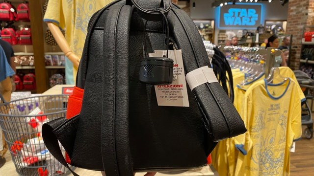 Ink and Paint Sorcerer Mickey Loungefly Backpack Has Arrived 1