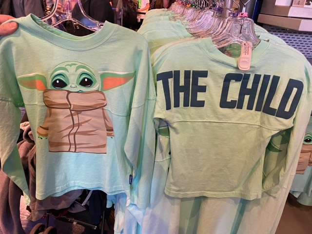 The Mandalorian: The Child Spirit Jersey For Kids Has Arrived! 1