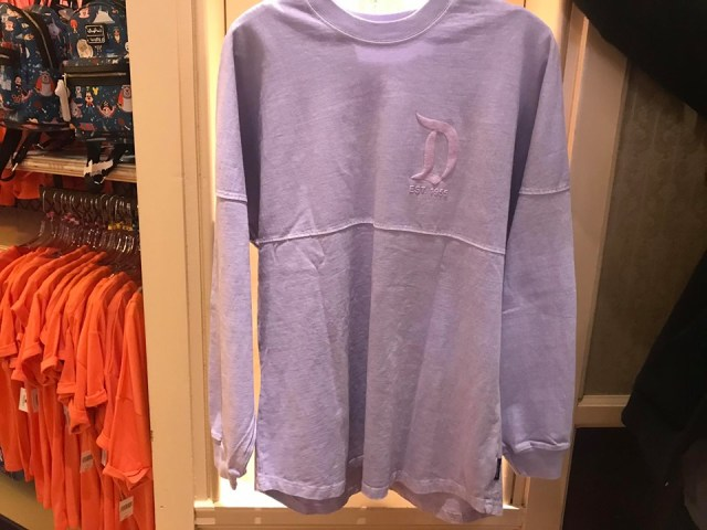 New Lavender And Mickey Balloon Spirit Jerseys At The Disney Parks 2