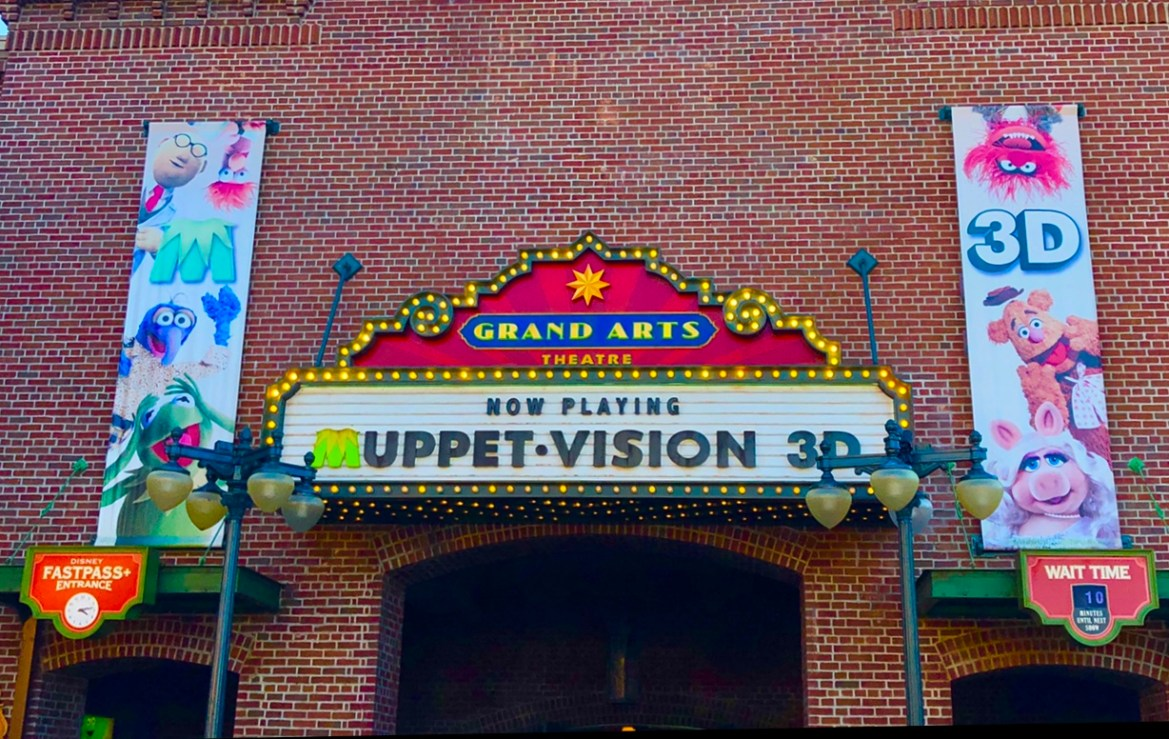 Muppet*Vision 3D Reopens at Disney Hollywood Studios