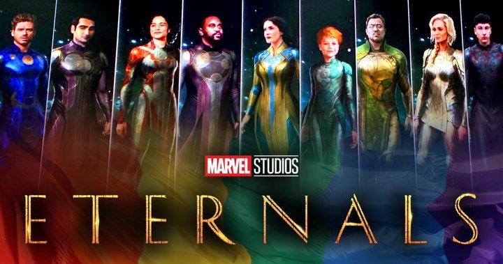 Marvel's 'Eternals' Will Feature First Openly Gay Couple With A Family in the MCU