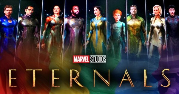 Marvel's 'Eternals' Will Feature First Openly Gay Couple With A Family in the MCU 1