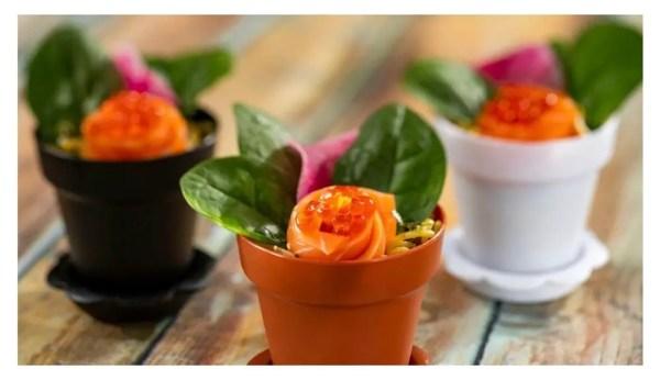 2020 Epcot Flower & Garden Festival – Outdoor Kitchens & Menus 7