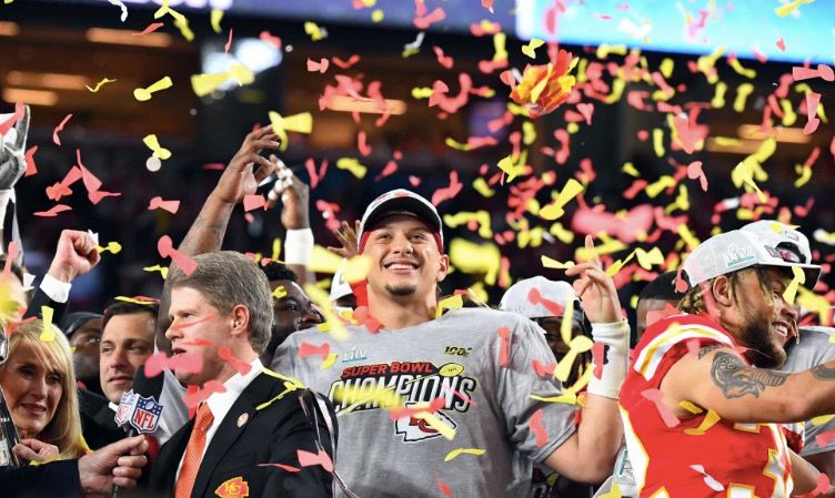 Patrick Mahomes Lives Out Disney World Dream From 7-Year Old Tweet