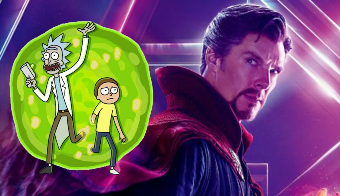 Marvel Studios Signs 'Rick and Morty' Writer To Rewrite 'Doctor Strange 2' Script