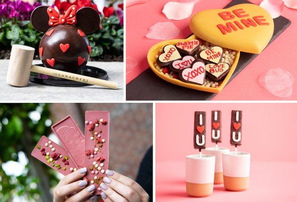 Food Guide to Valentine's Day Treats at Walt Disney World 8