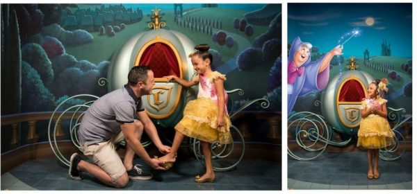Cinderella 70th Anniversary Photo Ops At Walt Disney World! 2