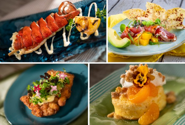 Eats and Treats at the Epcot Flower and Garden Festival 5