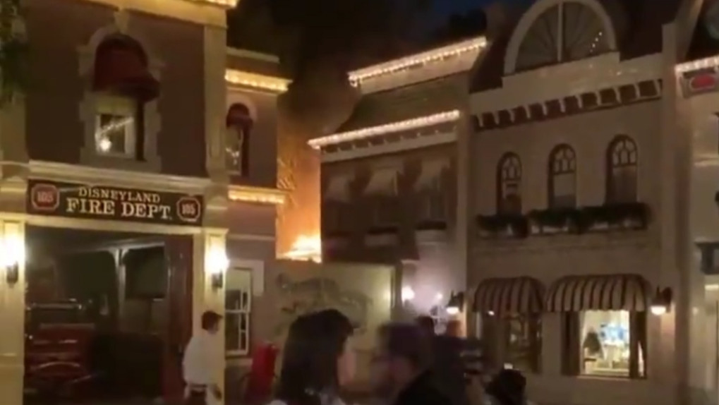 Reason for Recent Disneyland Fire Revealed