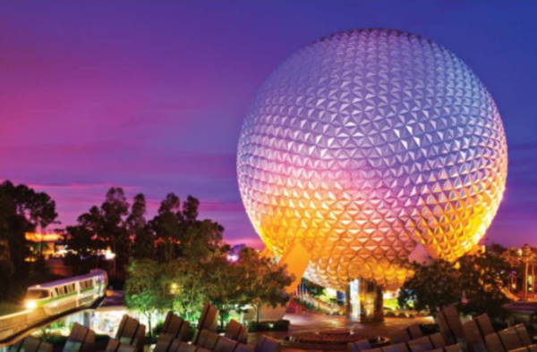Epcot Going Purple For Epilepsy For Third Annual Purple Day 1