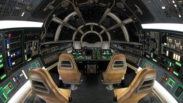 FastPass is Coming to Millennium Falcon: Smuggler's Run at Disneyland 2