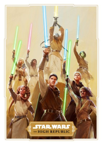 STAR WARS: Project Luminous Revealed to be Star Wars: The High Republic 7