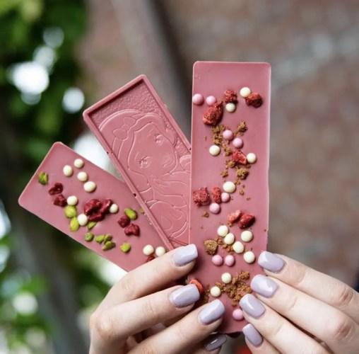 ruby princess chocolate bar disney springs