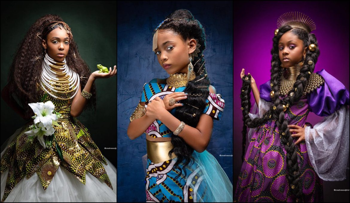 These Princesses Look Positively Regal In This Royal Photography Series
