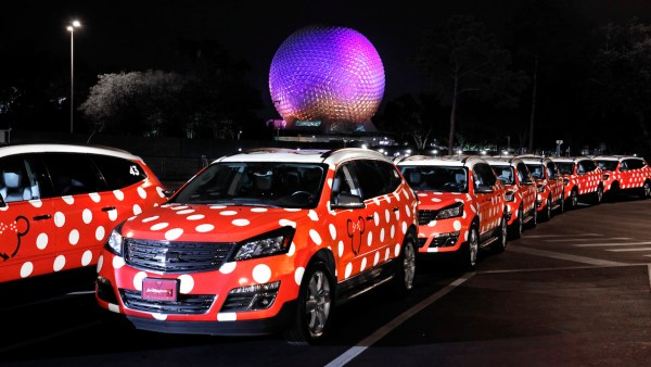 WDW Minnie Van Service Gets Extended Hours and Rates Rise For Airport and Cruise Transport 3