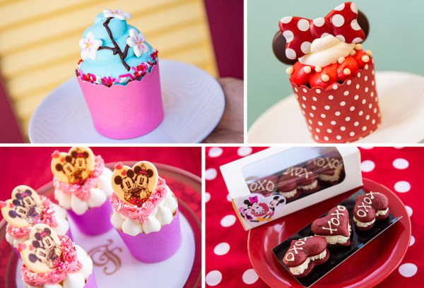 Food Guide to Valentine's Day Treats at Walt Disney World 2