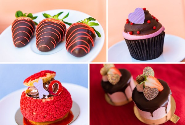Food Guide to Valentine's Day Treats at Walt Disney World 7
