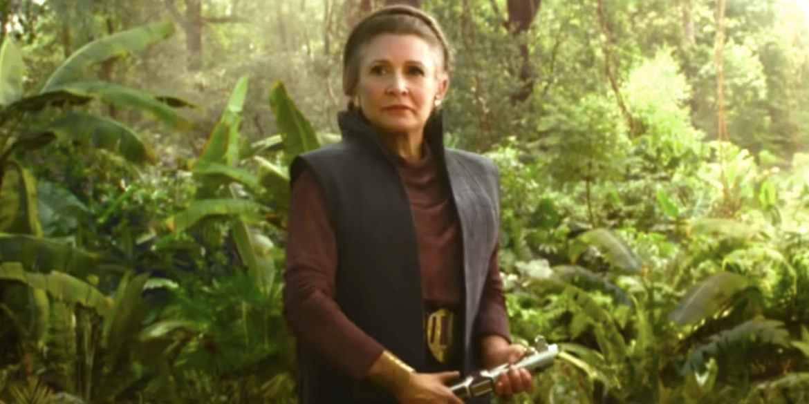 New VFX Video From Lucasfilm Shares How Carrie Fisher Appears in 'Star Wars: The Rise of Skywalker'