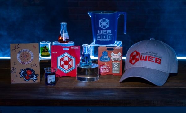 First Look: Avengers Campus Merchandise 1