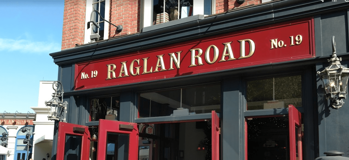Raglan Road Earns Eight Orlando Magazine 2020 Dining Awards