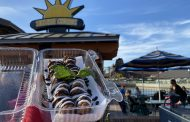 Limited Time Thin Mint Churros Arrive At Disney Springs