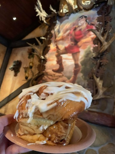 Try these Cinnamon Rolls from Gaston's Tavern 2