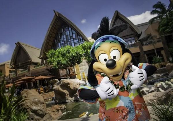 Max has made his debut at Disney's Aulani Resort 2