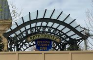 Ratatouille signage has been installed in Epcot