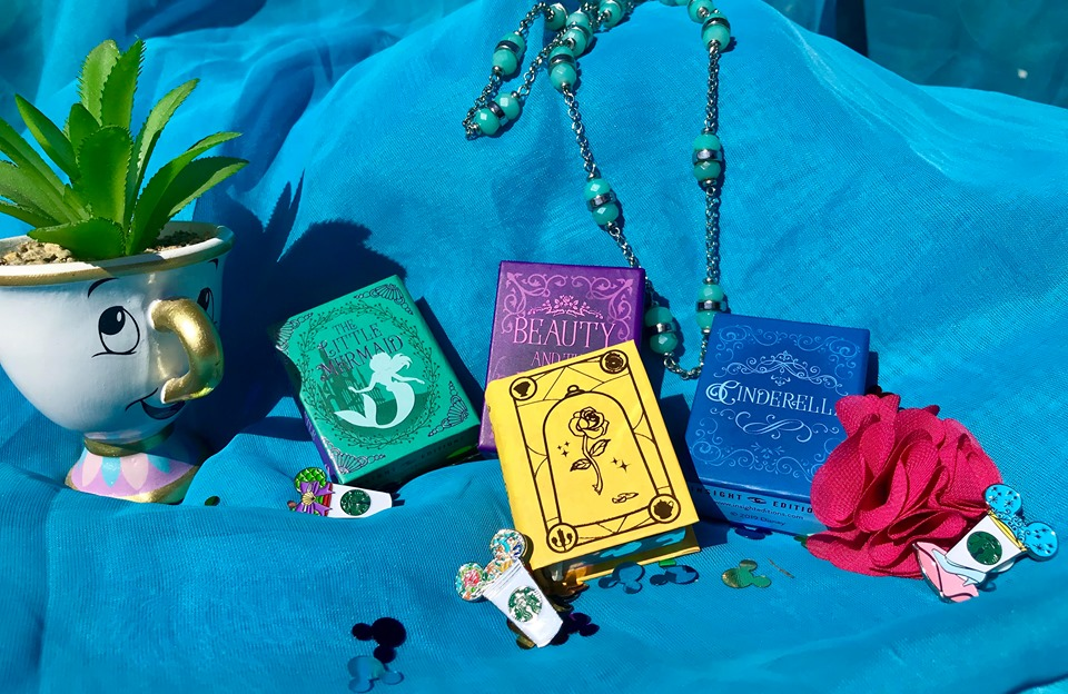 Adorable Disney Tiny Books Featuring The Disney Princesses
