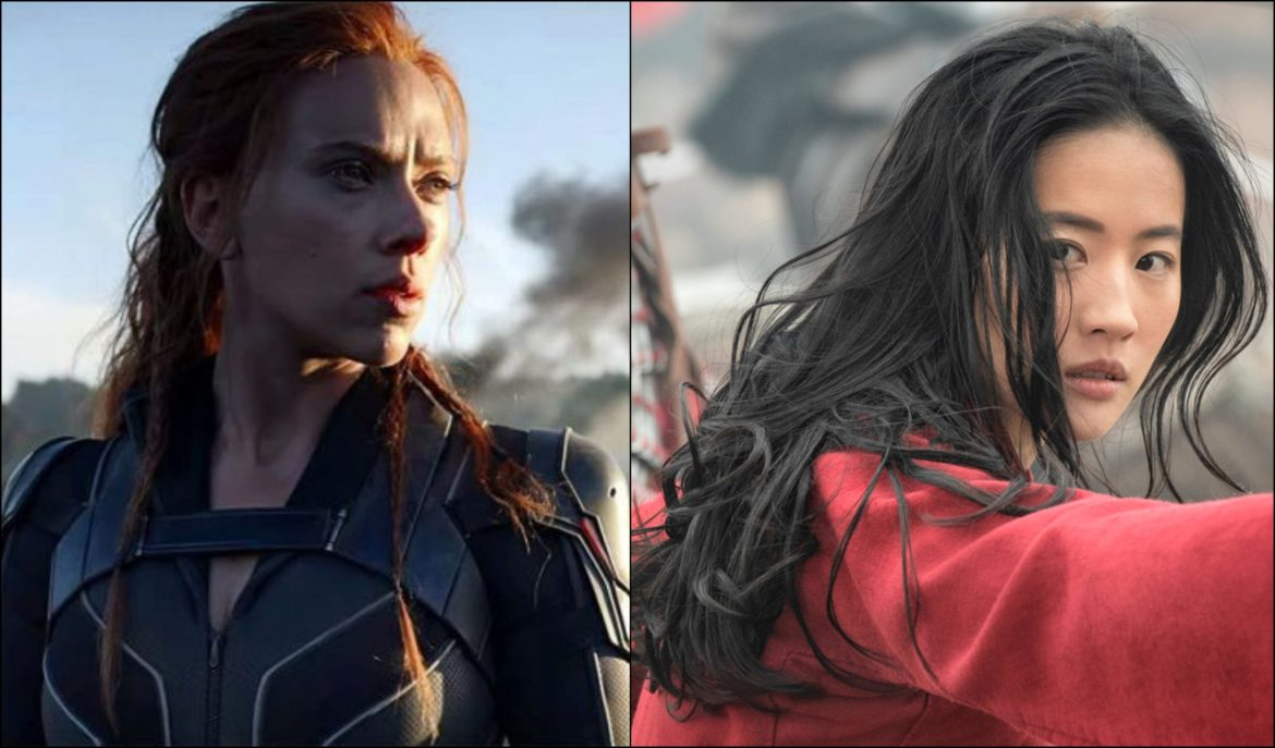 Fans Want Disney to Release 'Mulan' and Marvel Studios 'Black Widow' on Digital or on Disney+