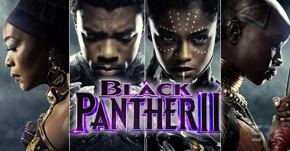 Entire 'Black Panther' Cast Set to Return for Marvel Studios 'Black Panther II'