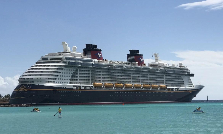 Disney Cruise Line Cancels all Sailings Through at least Dec 6