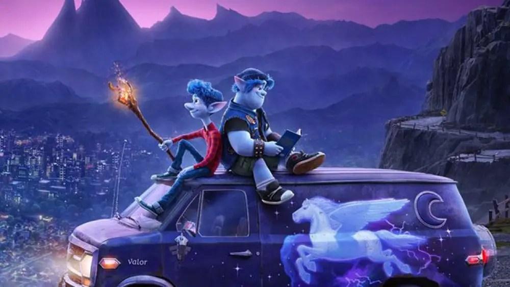 Pixar's Onward Hits $40 Million Box Office Opening