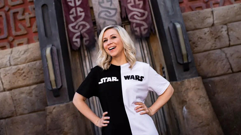 "Ahsoka Tano Actress Ashley Eckstein Reads ""Star Wars: The Galaxy Needs You"""