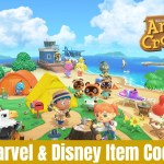Fan Shares All 500 Outfit Qr Codes For Disney Marvel And More For Animal Crossing New Horizons