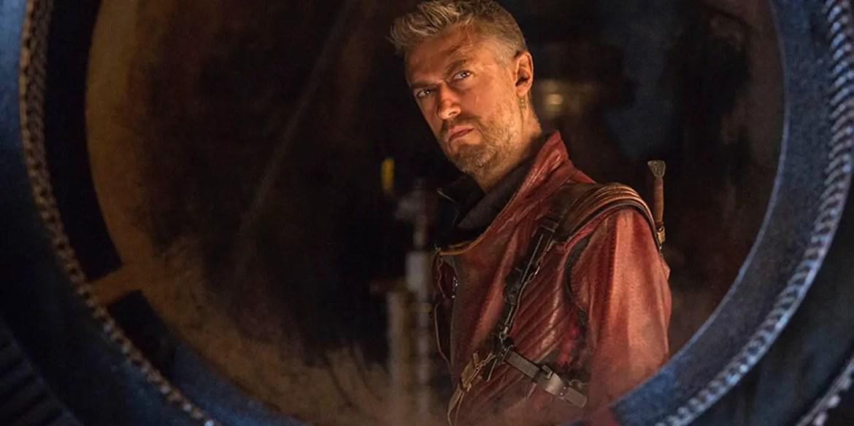 Sean Gunn's 'Kraglin' Will Return In 'Guardians of the Galaxy Vol. 3'