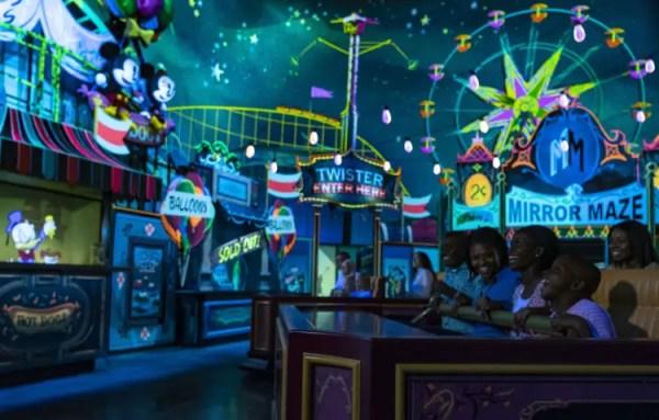 First look inside Mickey & Minnie's Runaway Railway at Walt Disney World 1